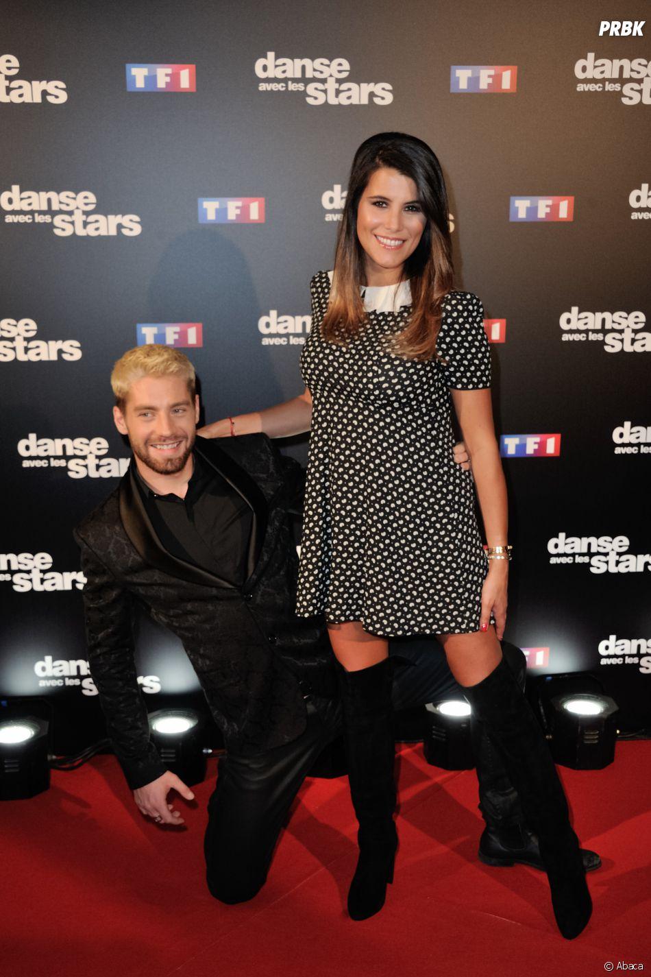 Karine Ferri dansera avec Yann-Alrick Mortreuil dans Danse avec les stars 7.