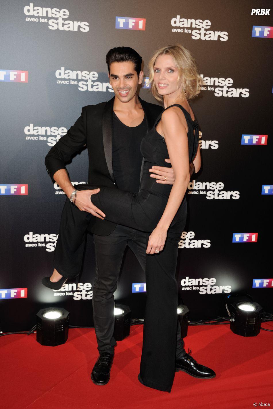 Sylvie Tellier dansera avec Christophe Licata dans Danse avec les stars 7.