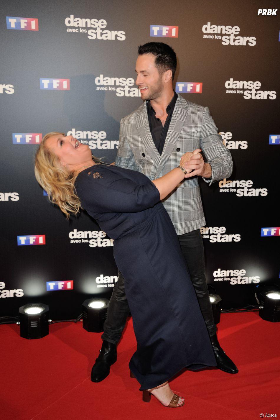 Valérie Damidot dansera avec Christian Millette dans Danse avec les stars 7.