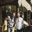Kevin Guedj a ouvert son propre restaurant