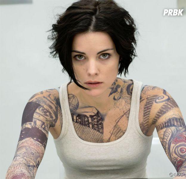 Blindspot :Jaimie Alexander dévoile le secret de ses tatouages