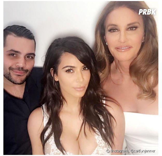 Kim Kardashian agressée à Paris : Caitlyn Jenner lui apporte son soutien sur Instagram