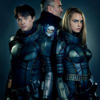 Valérian : l'affiche teaser du blockbuster SF de Luc Besson avec Cara Delevingne