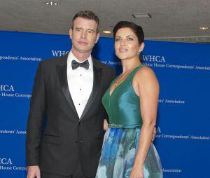 Grey's Anatomy saison 13 : Marika Dominczyk, la femme de Scott Foley, au casting