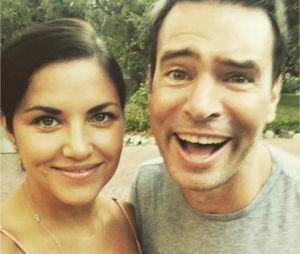 Grey's Anatomy saison 13 : Marika Dominczyk et Scott Foley