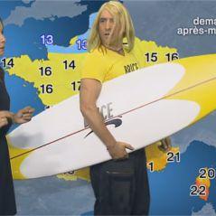 Brice de Nice 3 : Jean Dujardin s'incruste sur France 2 durant la météo