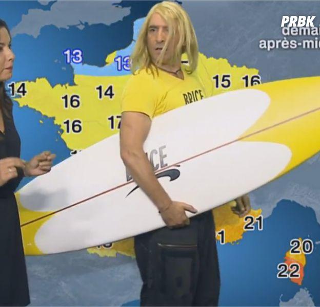 Brice de Nice 3 : Jean Dujardin s'invite sur la météo de France 2