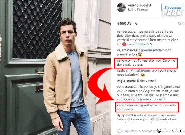 Caroline Receveur interdit à son chéri Valentin Lucas de venir sur le plateau de Danse avec les Stars 7
