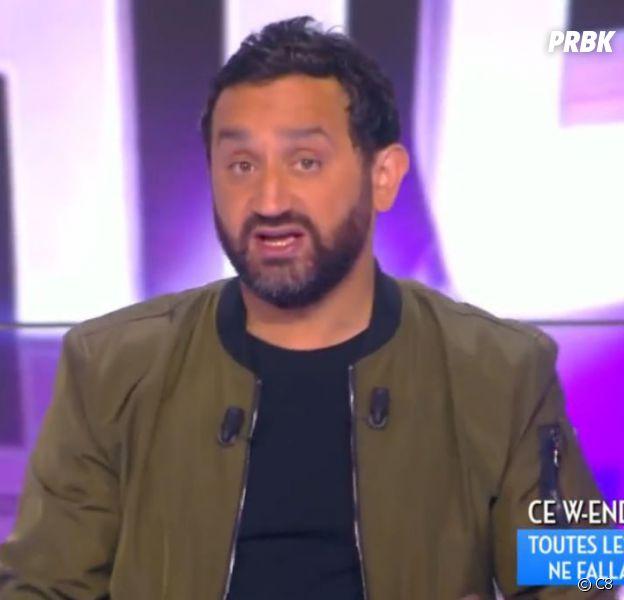 """Cyril Hanouna : Stéphane Guillon le surnomme """"le Kim Jong-il de C8"""""""