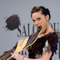 Capucine Anav, Denitsa Ikonomova... les stars croquantes et gourmandes au Salon du chocolat 2016 🍫