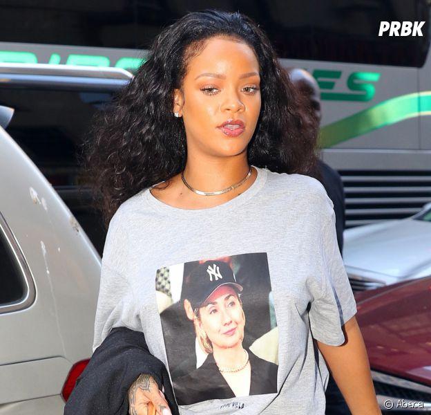 Rihanna enceinte de Drake ? Riri attendrait son premier enfant d'après le National Enquirer.