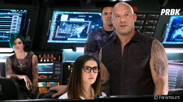 Vin Diesel est Xander Cage, fan de sports extrêmes, pour xXx 3 Reactivated.
