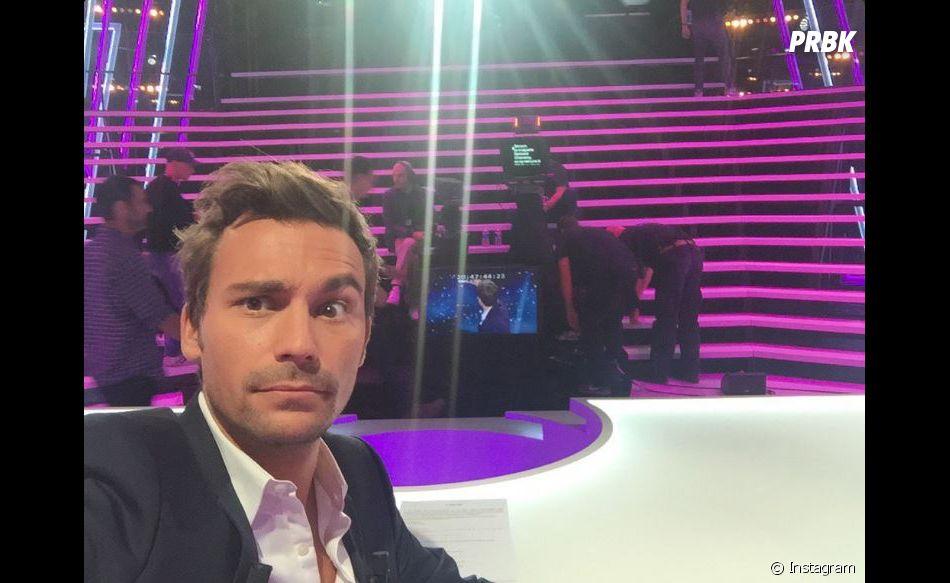 Bertrand Chameroy (OFNI) se confie sur sa rupture avec son ex copine.