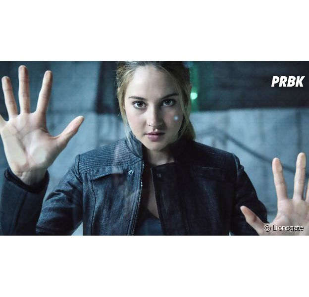 Divergente avec Shailene Woodley.