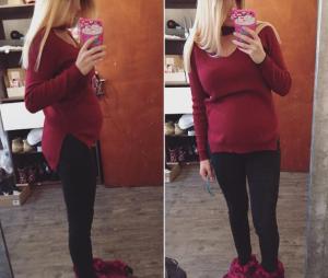 Alexia Mori (Secret Story 7) est enceinte de trois mois