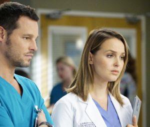 Grey's Anatomy saison 13 : Jo et Alex bientôt réconciliés ?