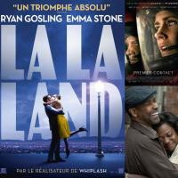 Oscars 2017 : La La Land, Fences, Premier contact... 8 films dont vous allez entendre parler