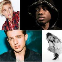 SCH, Justin Bieber, Charlie Puth... Quels sont les jeunes artistes les plus écoutés sur Spotify ? 🎶