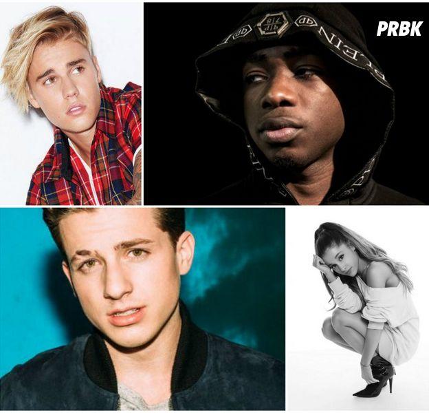 Justin Bieber, MHD, Charlie Puth... Les artistes de moins de 25 ans les plus streamés
