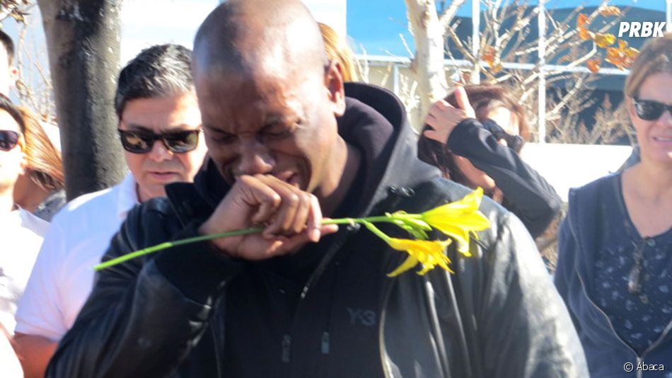 Paul Walker : Tyrese Gibson en larmes sur les lieux du drame