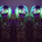Les cheveux fluorescents, la nouvelle couleur mode de cet hiver ?
