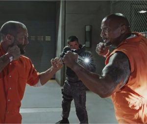 Fast and Furious 8 : Dawyne Johnson VS Jason Statham dans la bande-annonce