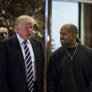 Kanye West rencontre Donald Trump et ça ne plaît pas du tout à Kim Kardashian