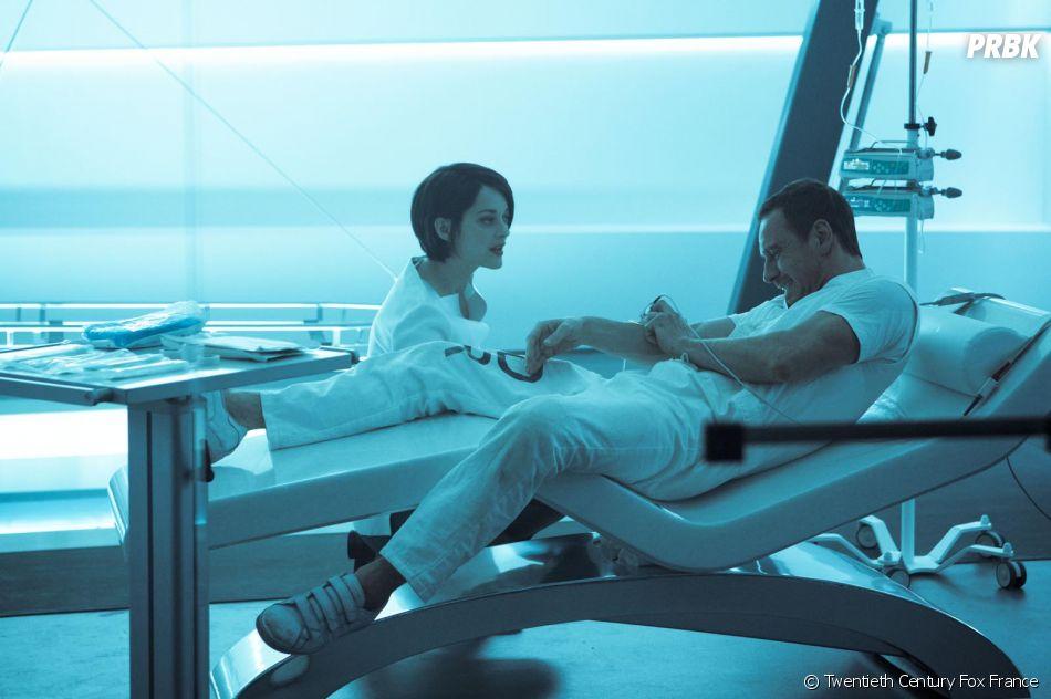 Assassin's Creed : Marion Cotillard et Michael Fassbender dans le film