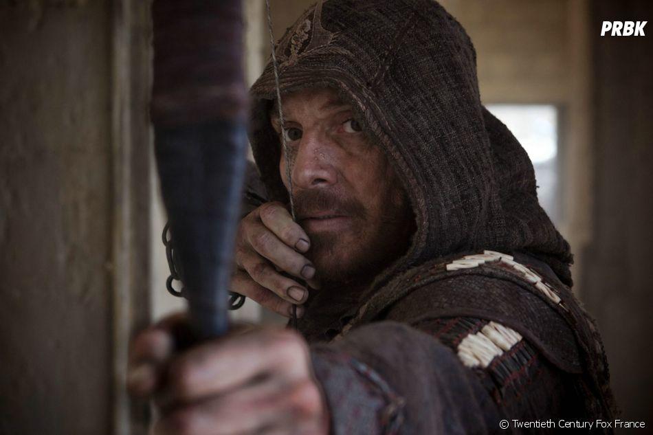 Assassin's Creed : Michael Fassbender dans le film