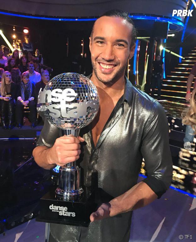 Laurent Maistret gagnant de Danse avec les Stars 7