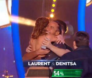 Laurent Maistret (Danse avec les Stars 7) gagne la finale avec Denitsa Ikonomova face à Camille Lou