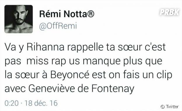 Rémi Notta : son tweet dérangeant pendant l'élection de Miss France 2017