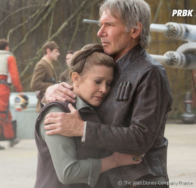 Star Wars 8 : Carrie Fisher sera bien au casting du film
