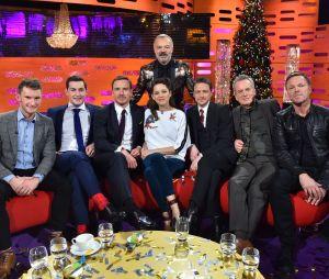 Marion Cotillard a rejoué La Môme pour Graham Norton devant Michael Fassbender