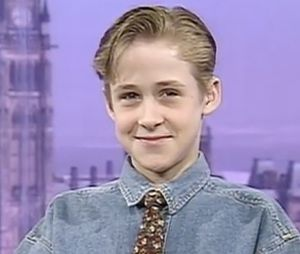 Ryan Gosling à 12 ans