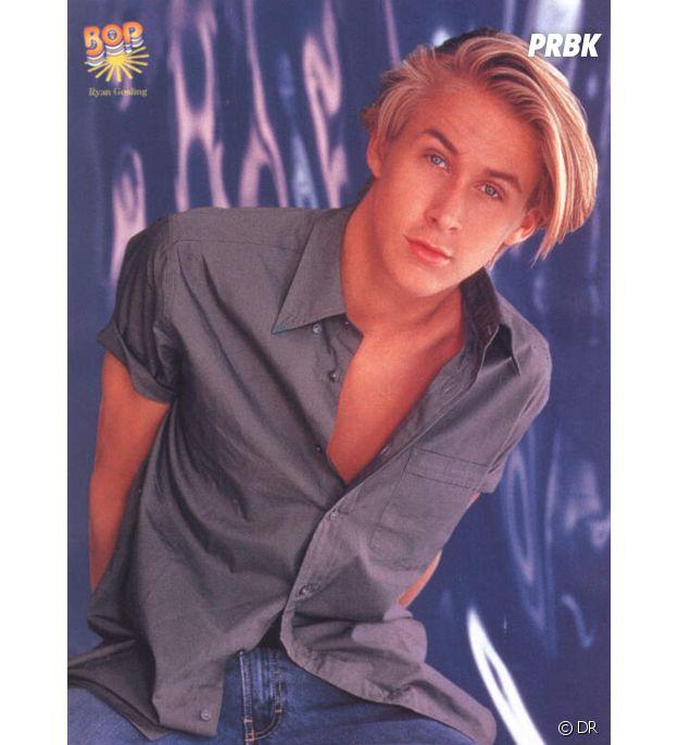 Ryan Gosling façon boys-band