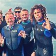 Laurent Maistret : journée plongée pour le gagnant de DALS 7