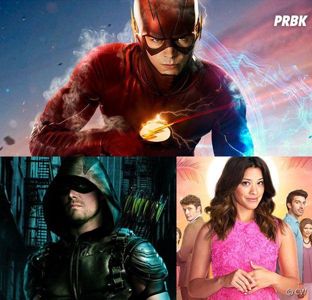 The Flash saison 4, Arrow saison 6... la CW renouvelle 7 séries