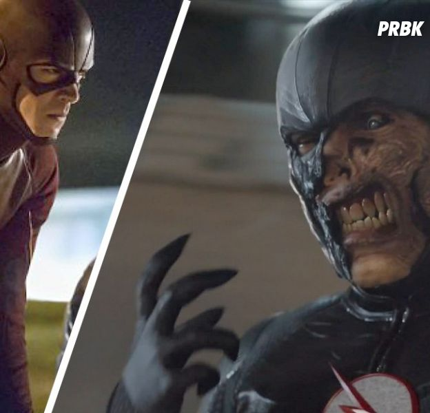"The Flash saison 3 : un Black Flash ""effrayant"" face à Barry et... Arrow ?"