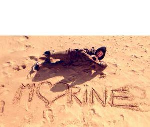 Marine (The Game of Love) : moment de complicité avec son petit ami Mitch