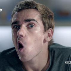 Antoine Griezmann se met aux grimaces pour la nouvelle publicité Gillette