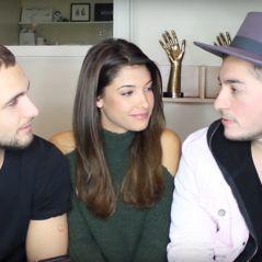 Mélanie (Secret Story 10) enceinte ? La blague de Bastien et Darko pour YouTube