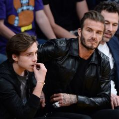 David Beckham trolle son fils Brooklyn en plein live sur Instagram 😂