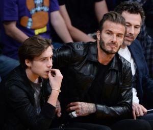 David Beckham affiche Brooklyn en plein live sur Instagram