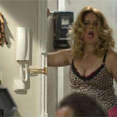 Plus belle la vie : Anne Décis (Luna) dans une parodie porno déjantée