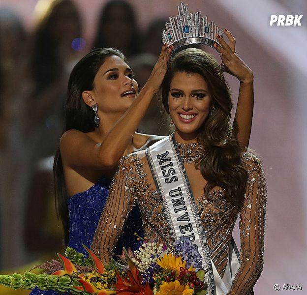 """Miss France 2016 : Iris Mittenaere devient Miss Univers 2016 """"Je suis vraiment très fière"""""""