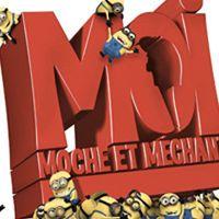 Moi, Moche et Méchant ... teaser du film d'animation avec la voix de Gad Elmaleh