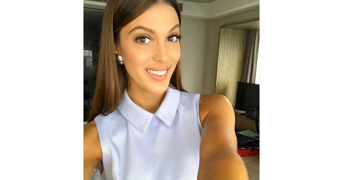 Iris mittenaere miss univers 2016 donne son avis sur la - Miss univers iris mittenaere ...