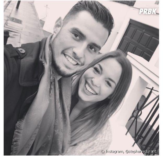 Stéphanie (Les Marseillais South America) s'installe à Londres avec son petit ami Théo