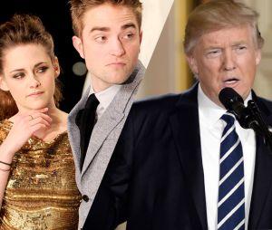 Kristen Stewart tacle Donald Trump dans le SNL